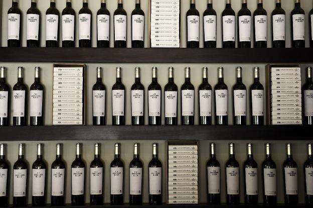 Referencias de vino. :: AFP/