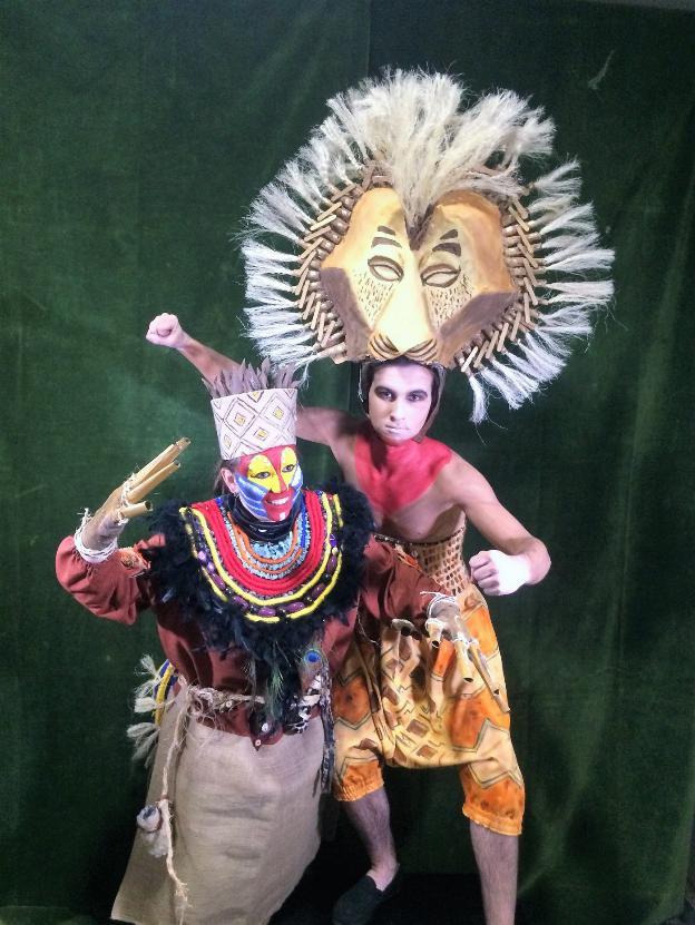 Resultado de imagen de rey leon bambalina