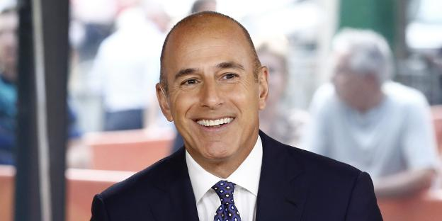Matt Lauer. :: Getty Images/