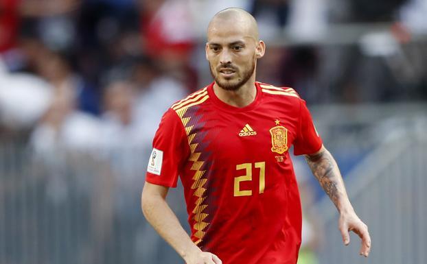 David Silva también deja la selección española