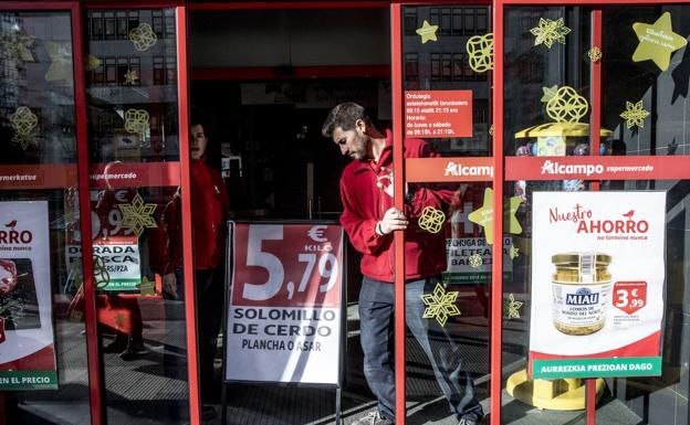 La OCU destaca los precios imbatibles de Alcampo