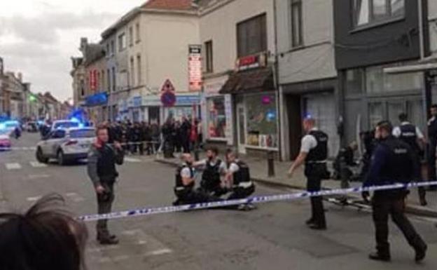 Dos heridos en Gante por otro posible acuchillamiento terrorista