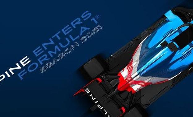 El equipo Renault pasará a ser Alpine F1 Team en 2021
