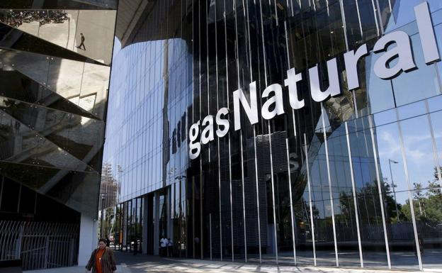 Sede central de Gas Natural en Barcelona. /Reuters