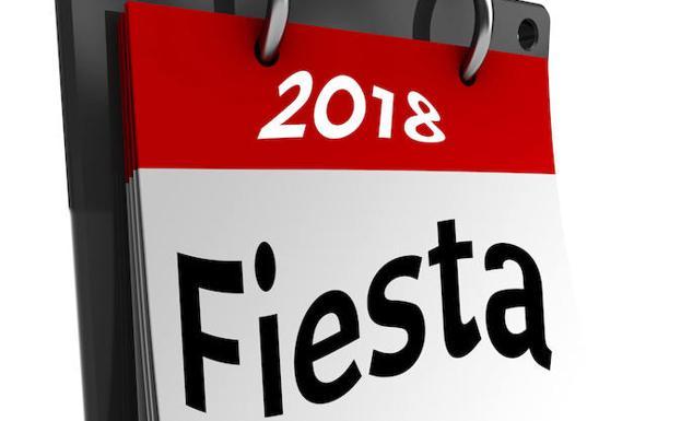 El Calendario Laboral Para 2018 Recoge Diez Festivos Comunes Para