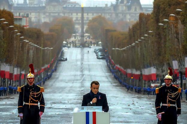 Resultado de imagen de centenario de primera guerra mundial paris