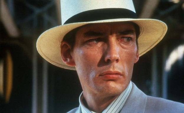 Billy Drago en su papel más memorable, el sicario Frank Nitti de 'Los intocables de Eliot Ness', de Brian de Palma./