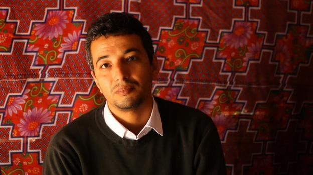 Mohammed Mayara, en su casa. :: Twitter/