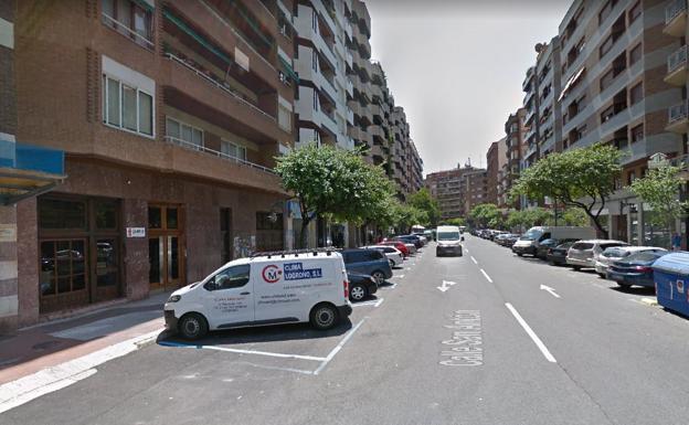 Atropellada una mujer en la calle San Antón - La Rioja