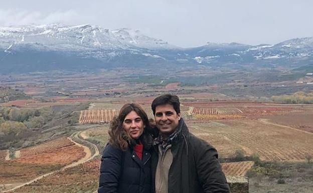 Fran Rivera y Lourdes Montes, de turismo en La Rioja - La Rioja