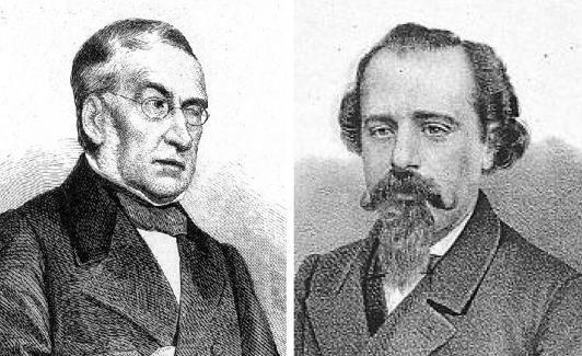 Bretón de los Herreros y López de Ayala.
