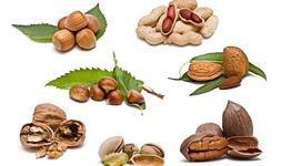 Dieta de frutas y frutos secos